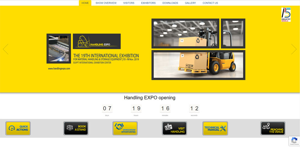 GH CRANES & COMPONENTS present at Handling Expo 2019 fair