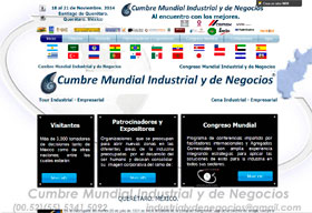 Global Industrial and Business Summit in Queretaro